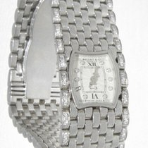 Bedat & Co Stainless steel and diamonds lady's watch...