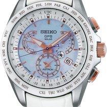 Seiko Astron SSE063J1 Elegante Herrenuhr GPS Empfang f....