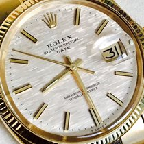 Rolex Date Plexiglas 18kt Gold [Million Watches]