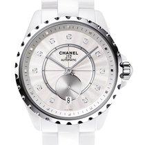 Chanel J 12 Weiss