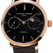 Frederique Constant Watch Slimline Moonphase Manufacture