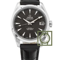 Omega Seamaster Aqua Terra 150 Co-Axial 38.5mm Grey Dial NEW