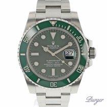 Rolex Submariner Date Green Cerachrom