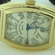 Franck Muller Conquistador 18K Solid Yellow Gold Automatic