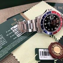 Rolex ++ GMT-MASTER II ++ M-SERIE ++ 3186 ++ LC100 ++ NEUZUSTAND