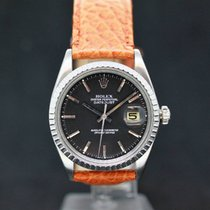 Rolex Oyster Perpetual Datejust Black Dial cal.1570 anno 1967