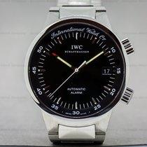IWC 3537 3537 GST Alarm SS Black Dial (26536)