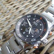 Mido Multifort Gent Chronograph Steel Hands Data M0059141106000