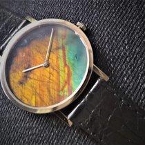 Zenith Men¨s rare vintage gemstone  Finlandia watch, MINT