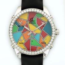 Jacob & Co. JC Multi Color Five Time Zones Chronograph...