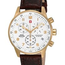 Swiss Military SM34012.07 Chronograph 5 ATM, 41 mm