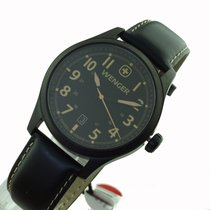 Wenger Herren Uhr Terragraph  01.0541.105 Swiss Made Neu OVP
