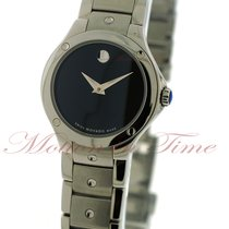 Movado S.E. (Sports Edition) Ladies, Black Museum Dial -...
