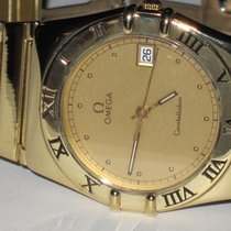 Omega Constellation Chronometer 18K Solid Gold