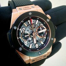 Χίμπλοτ (Hublot) Big Bang Unico Rose
