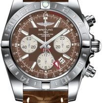 Breitling Chronomat 44 GMT  Chrono Automatic Men's...
