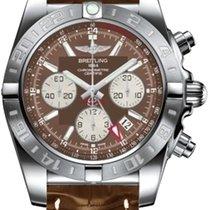 百年靈 (Breitling) Chronomat 44 GMT  Chrono Automatic Men's...