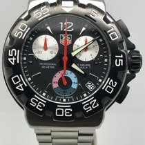TAG Heuer FORMULA 1 CHRONO BOX PAPERS