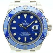 Rolex Submariner Date Oro Blanco