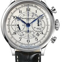 Baume & Mercier Capeland Flyback Chronograph 44mm 10006