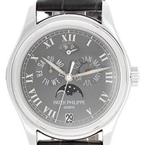 Patek Philippe Men's  Annular Watch 5056 P or 5056P Gray Dial