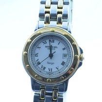 Raymond Weil Damen Uhr 25mm Tango Rar Stahl/gold Schöner...