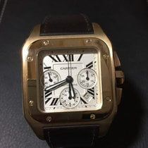 卡地亚 (Cartier) Santos 100 XL, ref.: 2741 – Men's watch – 2009
