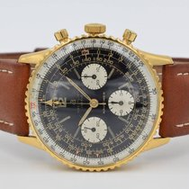 Breitling Navitimer Vintage Placcato 18kt Venus 178