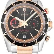 Τούντορ (Tudor) 20551N-95731BLK IND Grantour Chronograph...