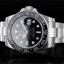 Rolex GMT-Master II (40mm) Ref.: 116710LN mit Box &...