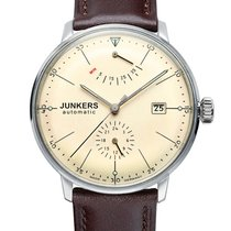 Junkers Bauhaus 6060-5 Automatik Herrenuhr