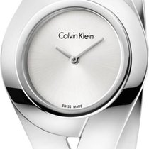 ck Calvin Klein SENSUAL K8E2M116 Damenarmbanduhr Spangenuhr