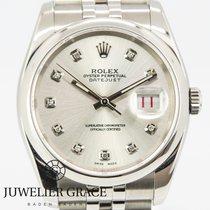 Rolex Datejust Diamonds Aftermarket Box/Papers 2006