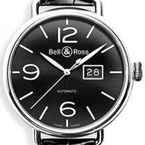 Bell & Ross WW1-96 Grande date BRWW196-BL-ST/SCR