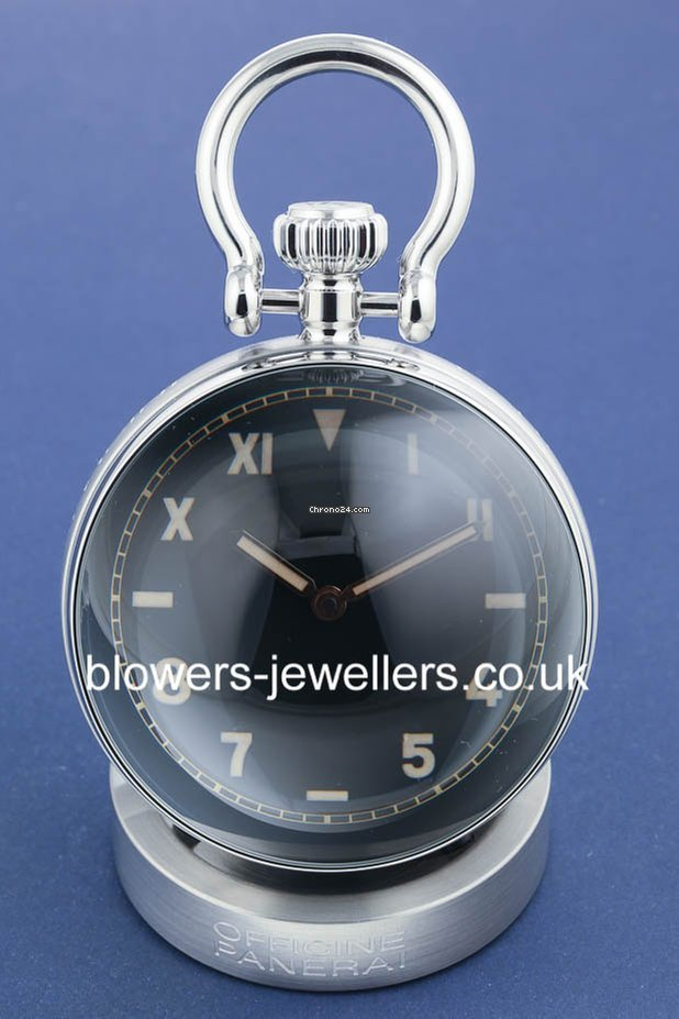 service watches en brass buy plated table cartier bj baignoire luxury clock used gold b alarm quartz