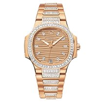 パテック・フィリップ (Patek Philippe) 7014/1R-001 Rose Gold Ladies...