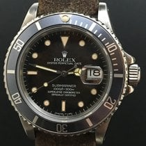 Rolex Submariner 16800 Tropical Dial Full Set mint conditions