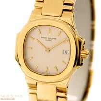 Patek Philippe Nautilus Lady Ref-4700 18k Yellow Gold Bj-2000