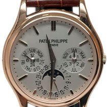 Patek Philippe Grand Complications Perpetual Calendar 18k Rose...