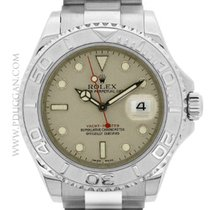 Rolex stainless steel Gent's Yachtmaster