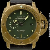沛納海 (Panerai) Bronzo Pam00382 Luminor Submersible 1950 3 Days...