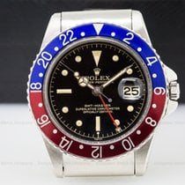 ロレックス (Rolex) 1675 Vintage GMT Master Gilt Chapter Ring...