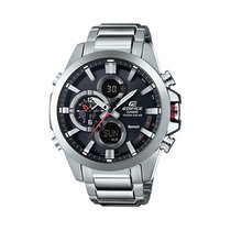 Casio Herrenuhr Edifice Chronograph ECB-500D-1AER