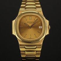Patek Philippe NAUTILUS 3800 YELLOW GOLD FULL SET