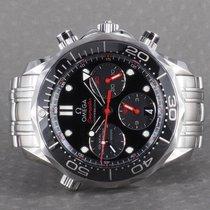 Omega Seamaster Diver 300 M Chronograph