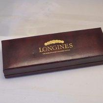 Longines Uhren Box Uhren Etui Schachtel Vintage