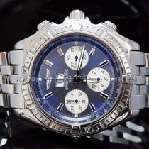 Breitling 2002 Crosswind Special Edition, A44355, Box &...