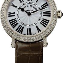 Franck Muller Classic 8035 Quartz Diamond Watch