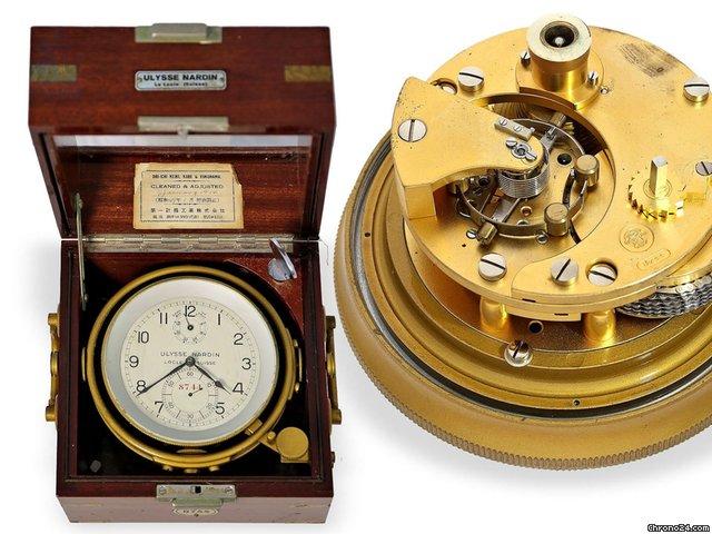 приступим: ulysse nardin watch box древесные оттенки понравятся
