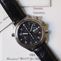 IWC Pilot Double Chronograph Ref. 3713 Full Set